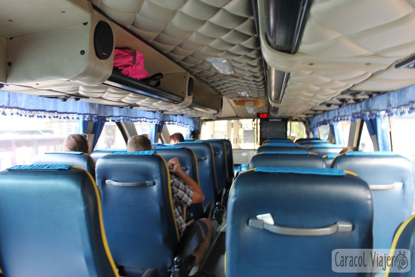Chiang Mai bus