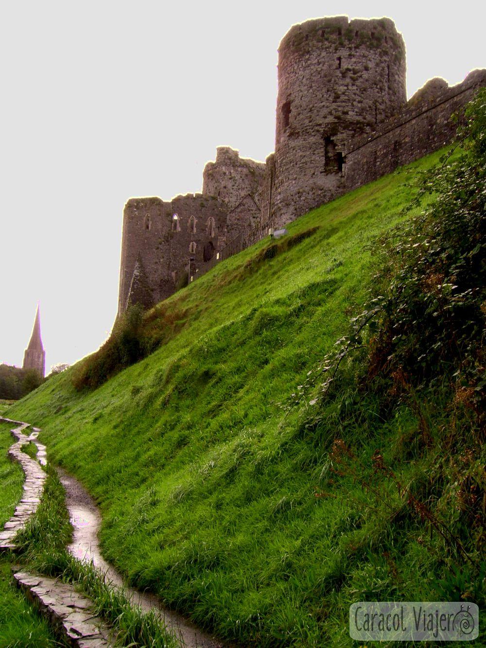 castillos que ver en Gales