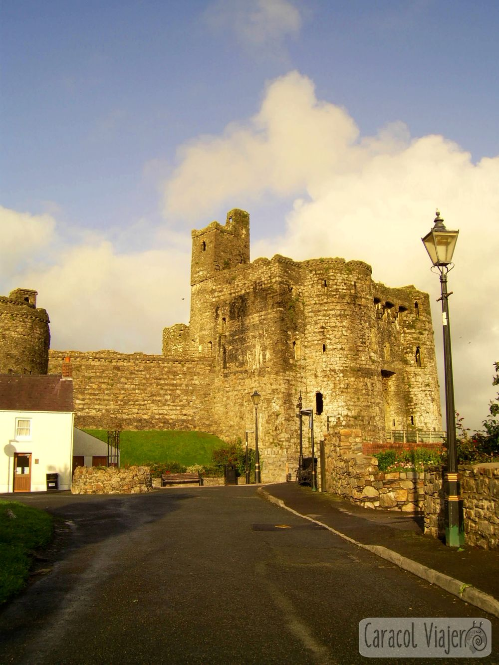 Kidwelly ¿Cómo llegar a Gales?
