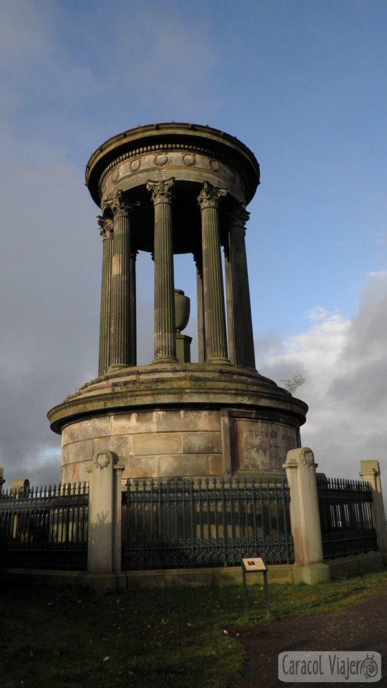 Edimburgo Calton montaña