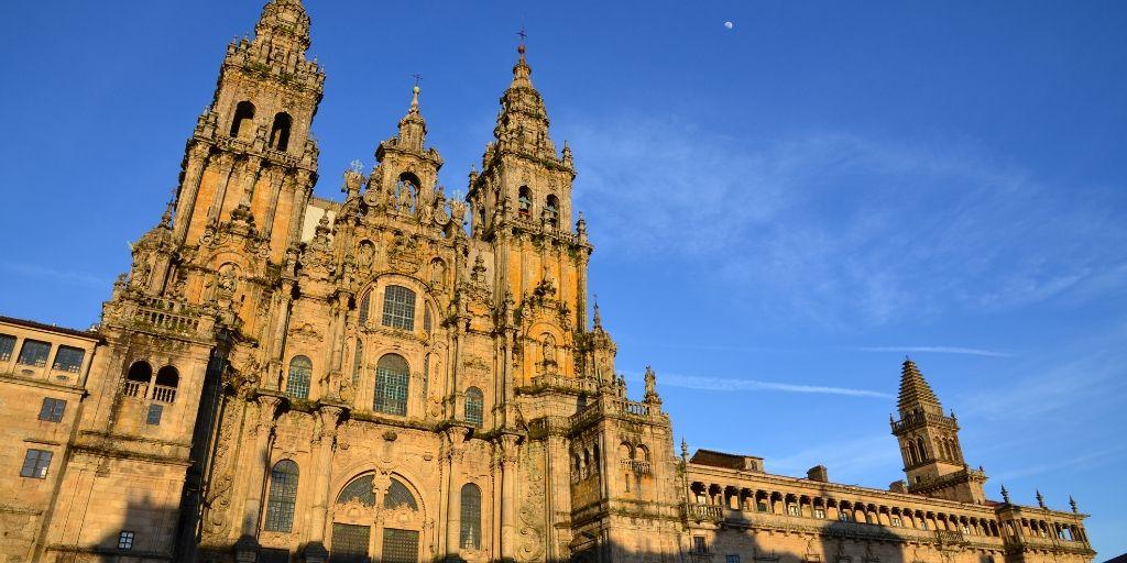 Santiago en Galicia