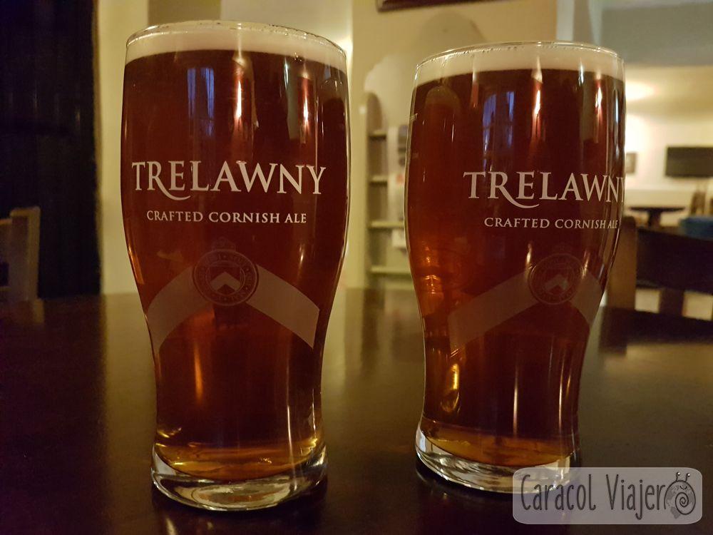 Trelawny Ale Cotswolds