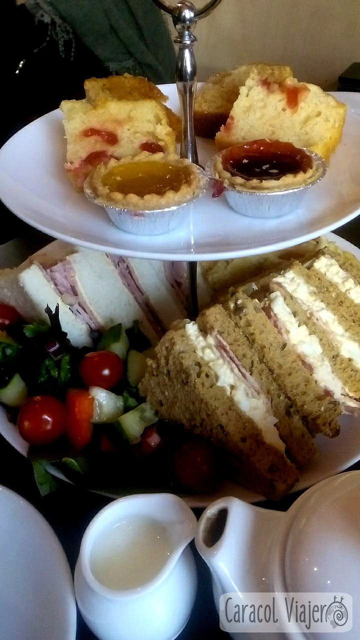Afternoon Tea en Cotswolds