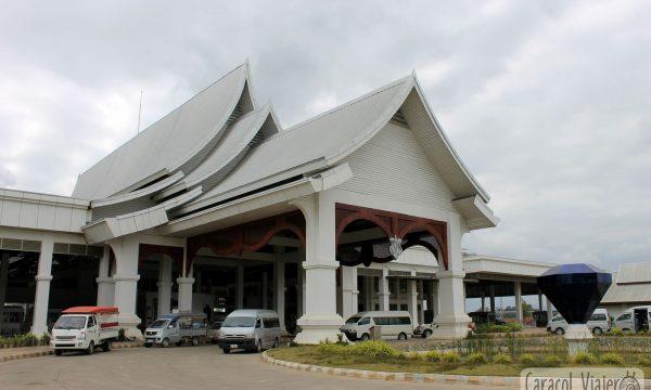 ¿Cómo cruzar la frontera entre Tailandia y Laos?