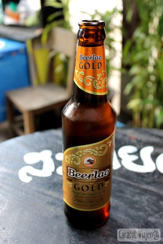 Beer Laos Gold