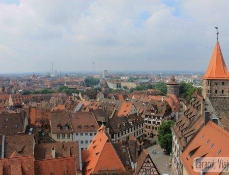 Núremberg, la ciudad de Hitler