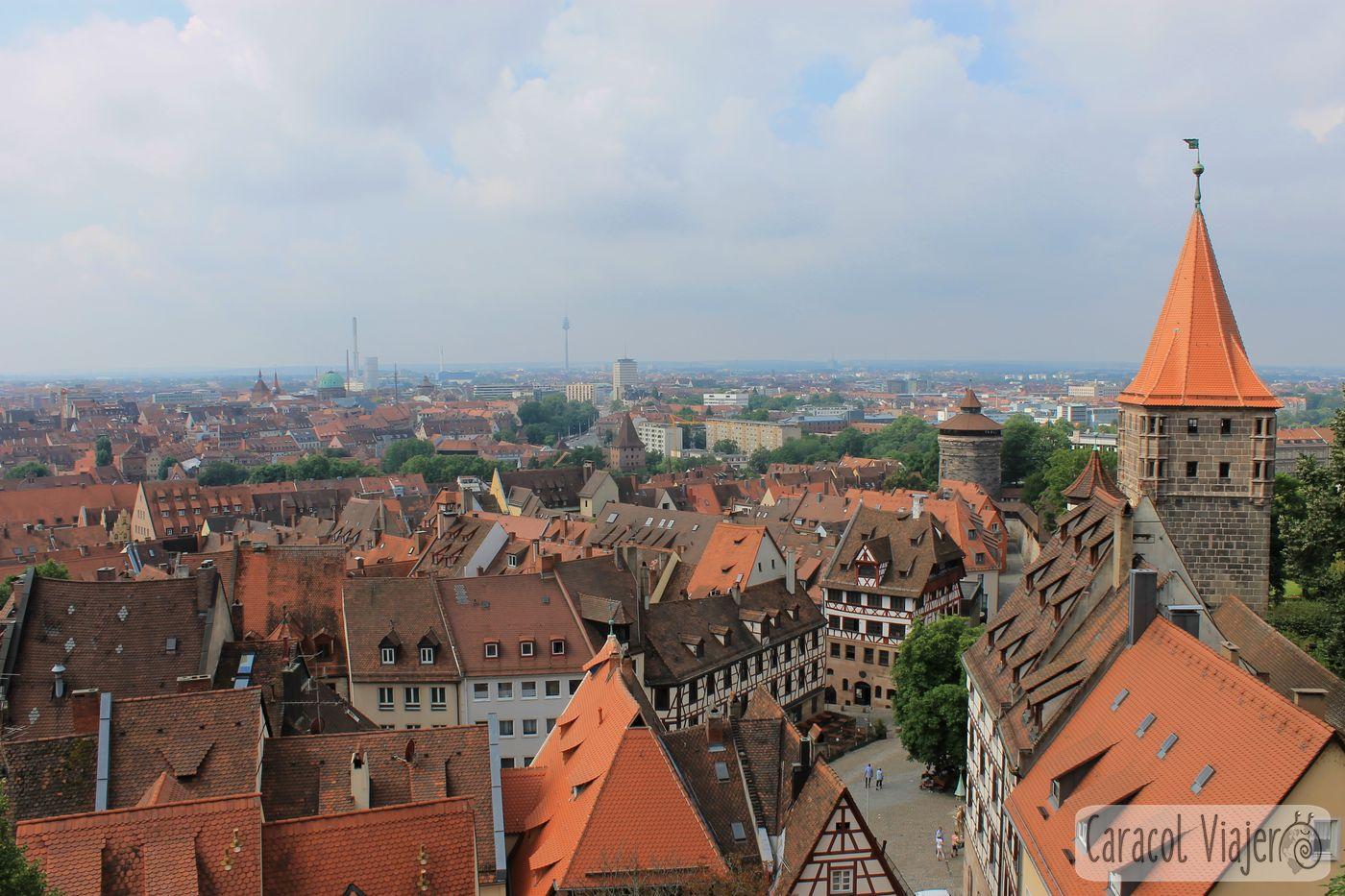 ¿Qué ver en Núremberg?   La ciudad de Hitler