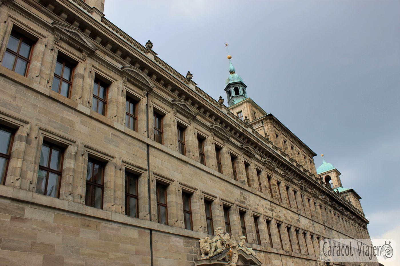ayuntamiento de Núremberg