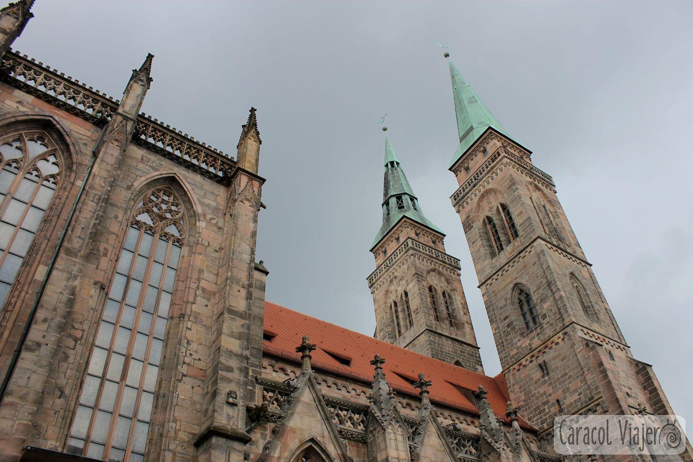 St. Sebald Núremberg