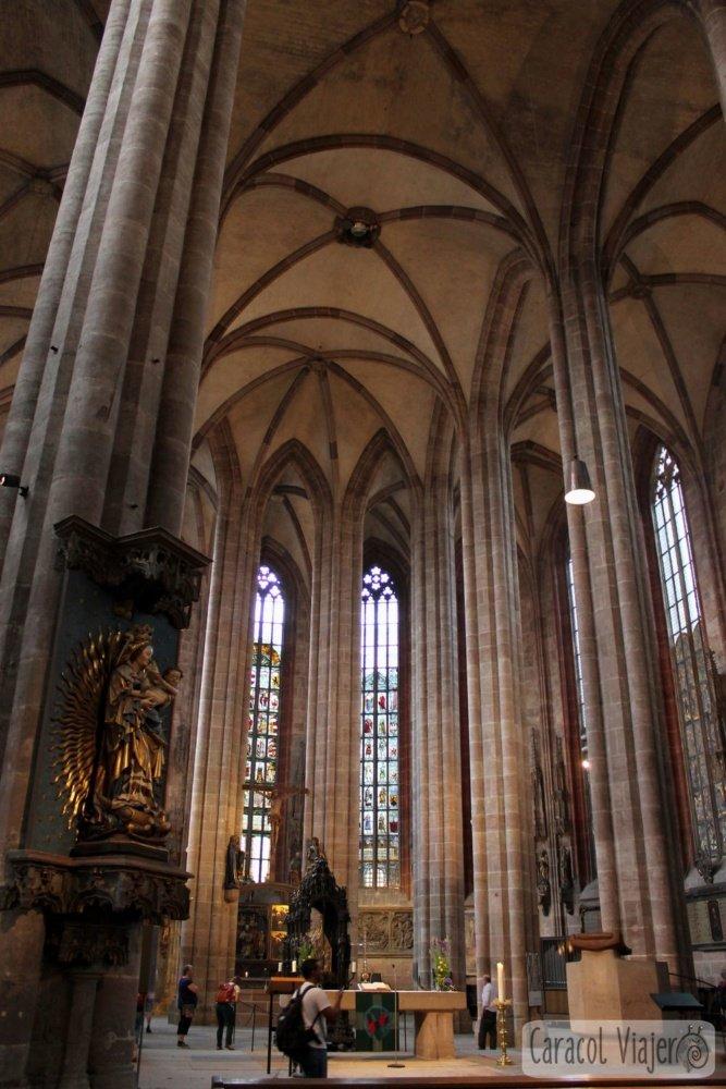 St. Sebald Núremberg Iglesia