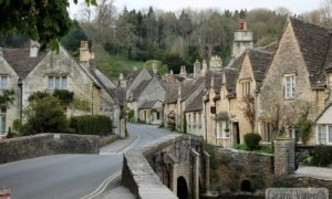 Pueblos con encanto en Inglaterra: Cotswolds