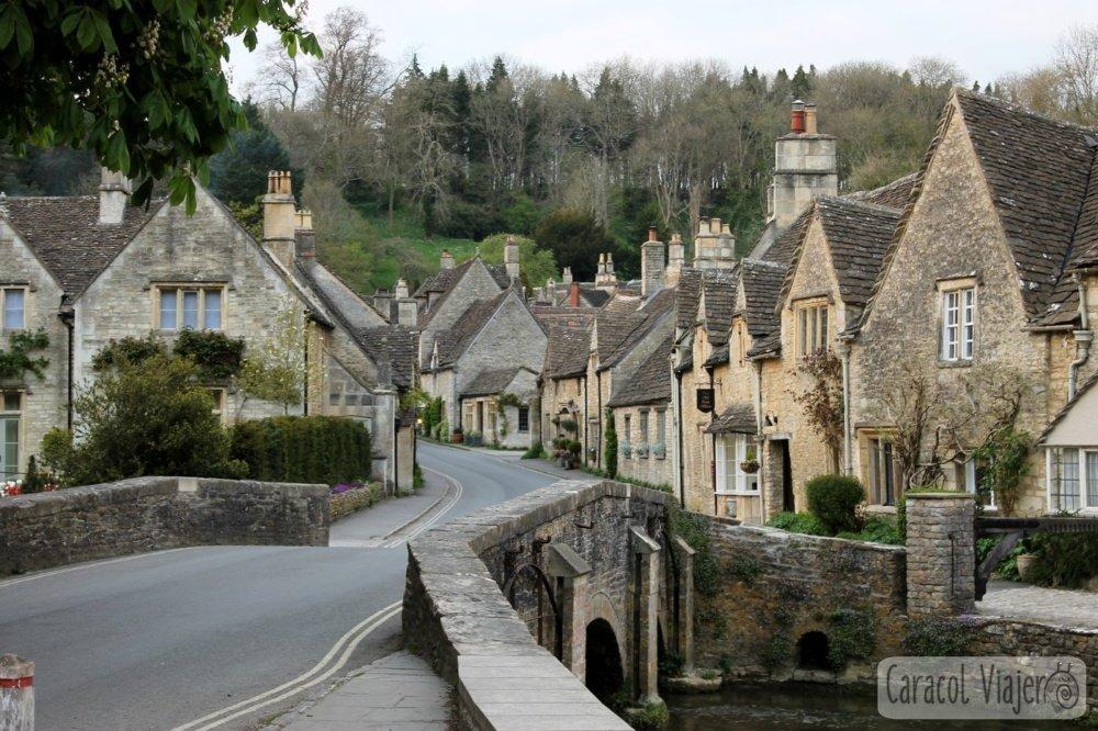 El pueblo más bonito de Inglaterra - Castle Combe