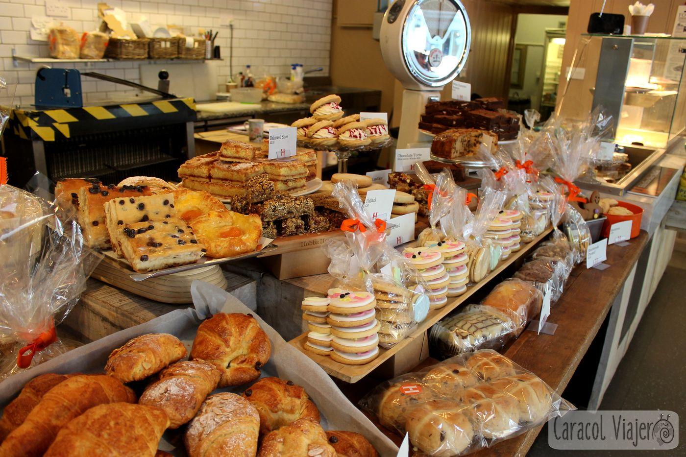 Hobbs House Bakery en Tetbury, Inglaterra