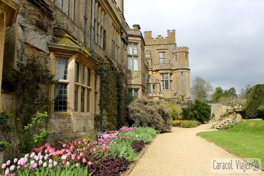 Sudeley Castle - Cotswolds, Inglaterra.