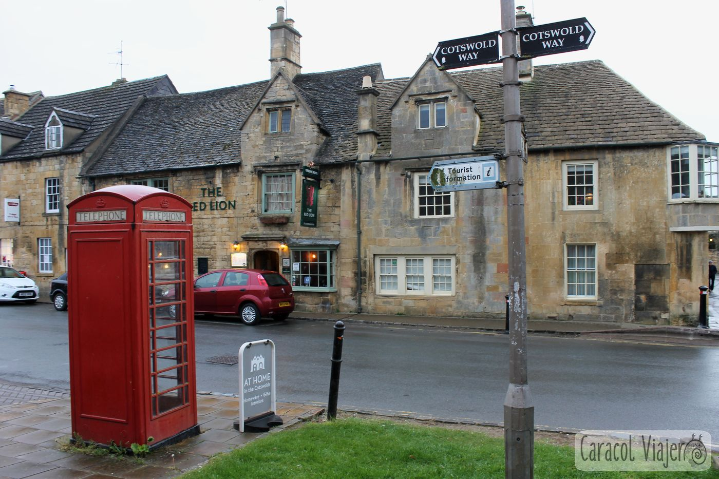 High Street Chipping Camden
