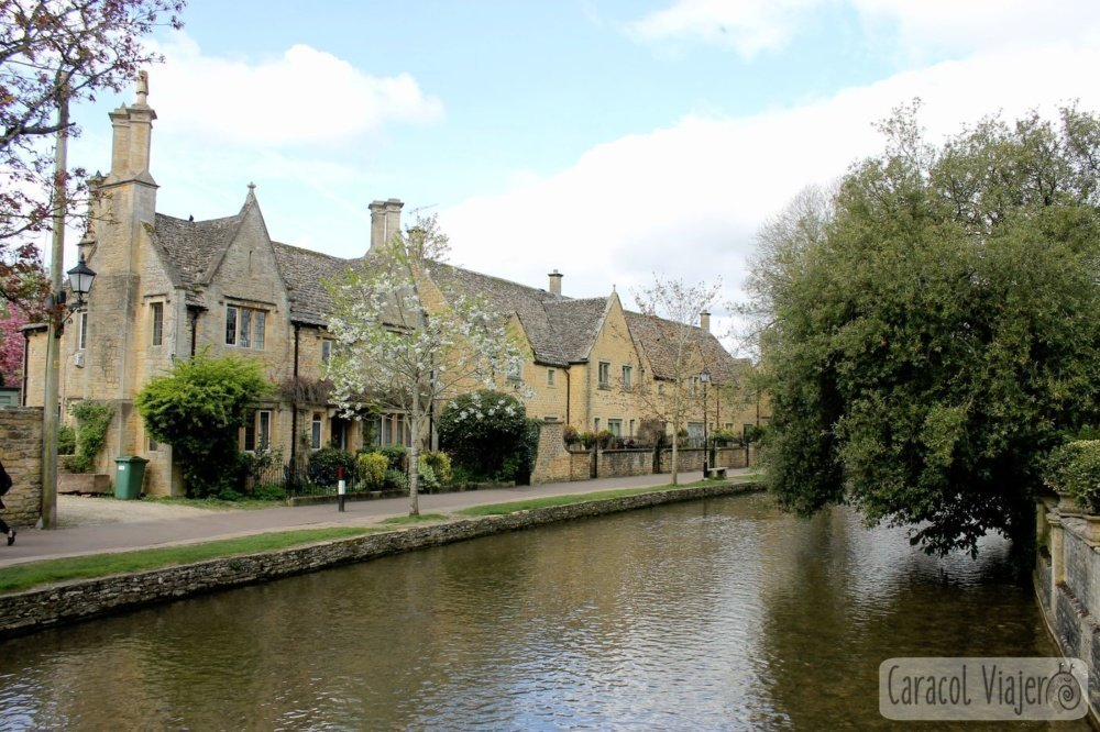 Bourton-on-the-Water - Cotswolds. ruta por la campiña inglesa