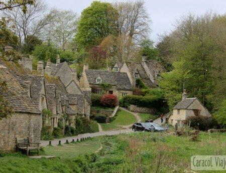 Bibury, el pueblo más turístico de Inglaterra