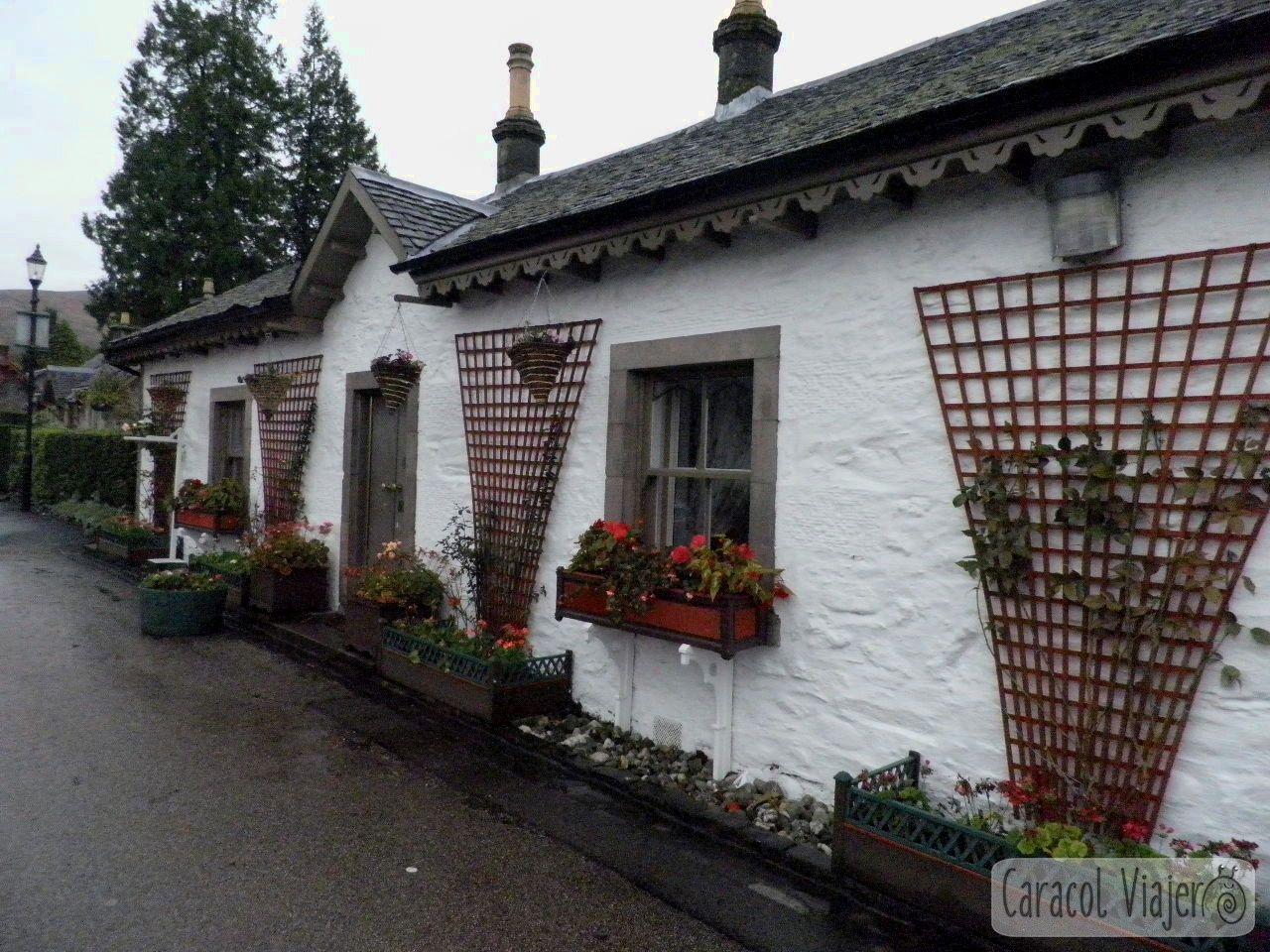 Luss, Highlands: qué visitar en Escocia