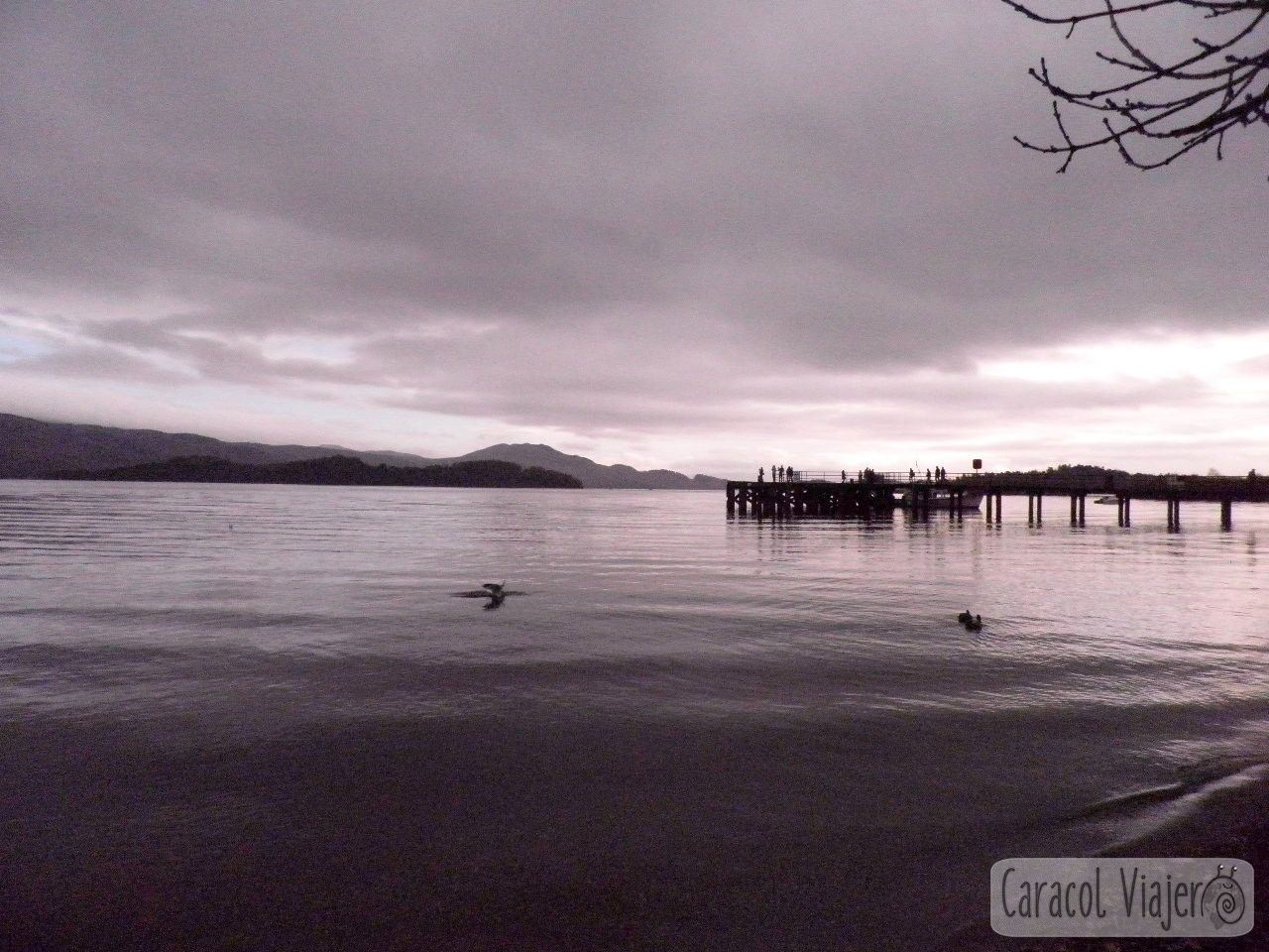 Lago Lomond - Luss