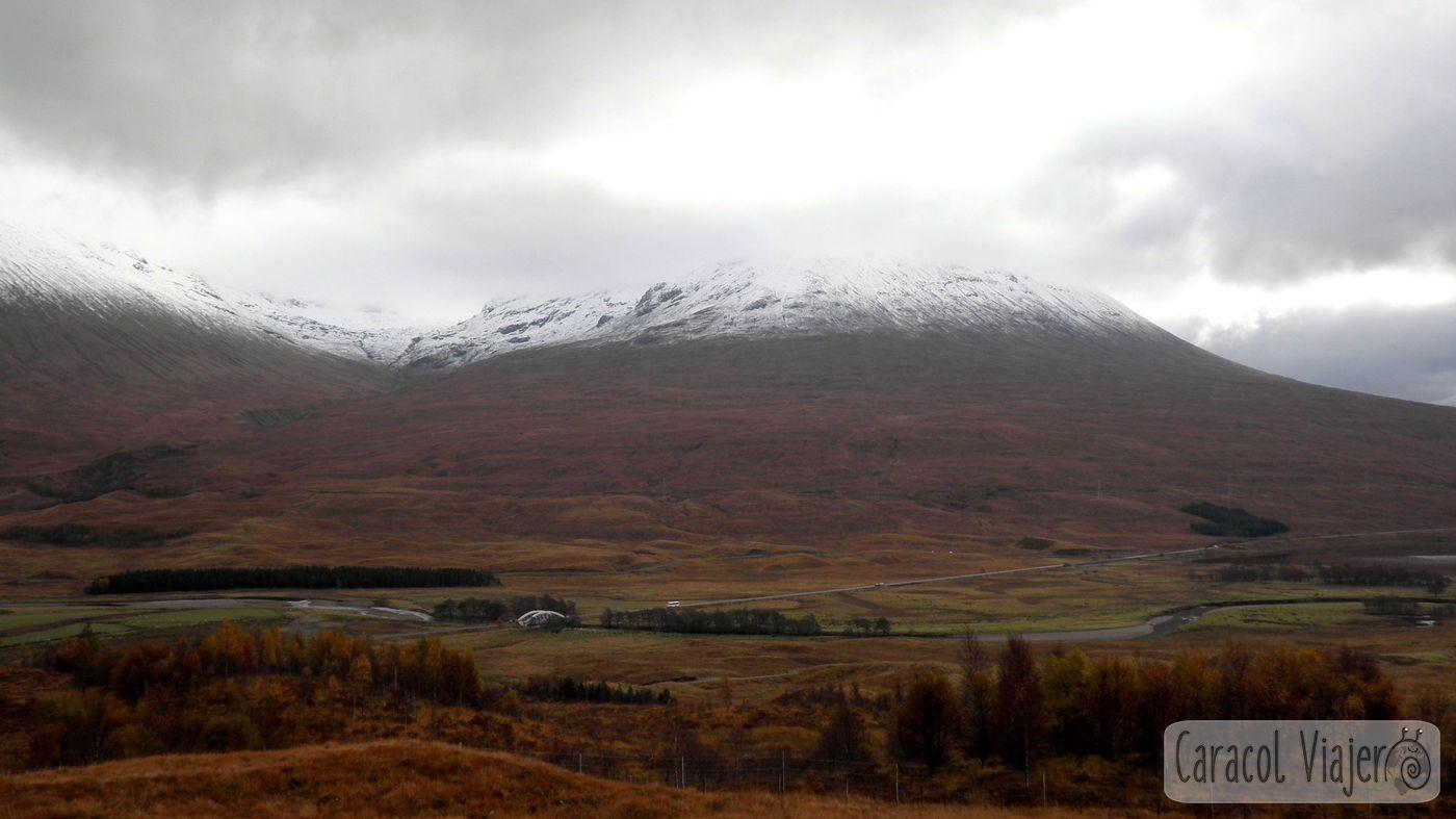 Ranooch Moor, Highlands, Escocia