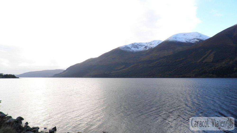 Five Sisters of Kintail - cosas que ver en Escocia