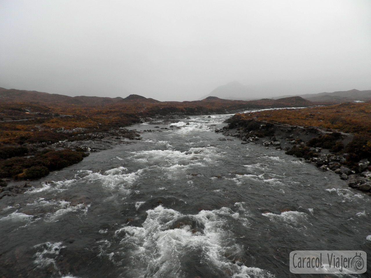 Rannoch Moor. Escocia