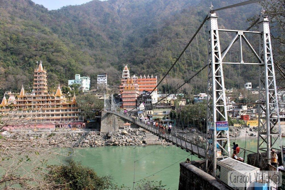Puente de Lakshman Jhula