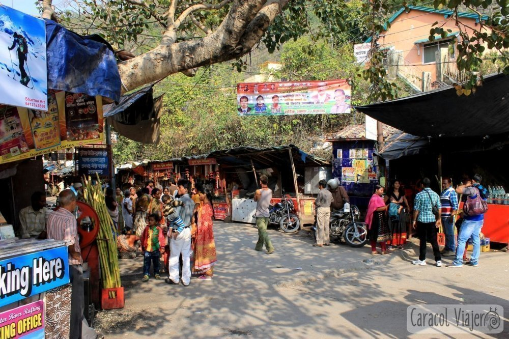 Tenderes y mercadillos Rishikesh