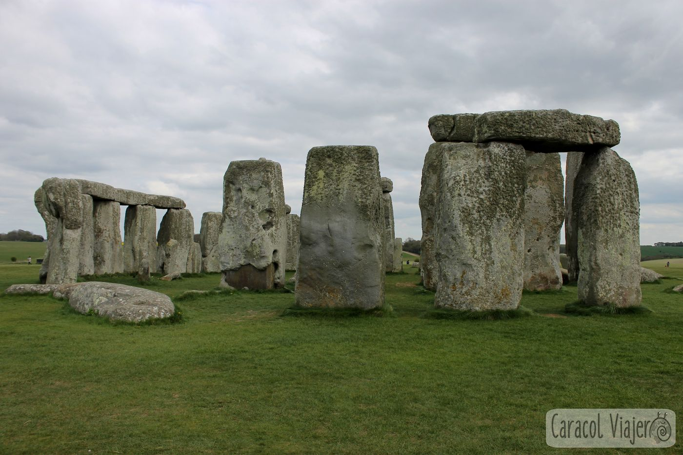 Stonehenge circulo piedras sarsen