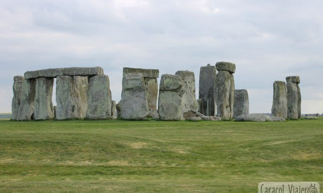 Cómo llegar a Stonehenge y a Castle Comble