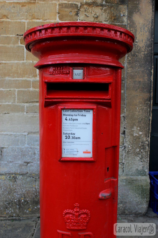 Buzón de correos de Lacock