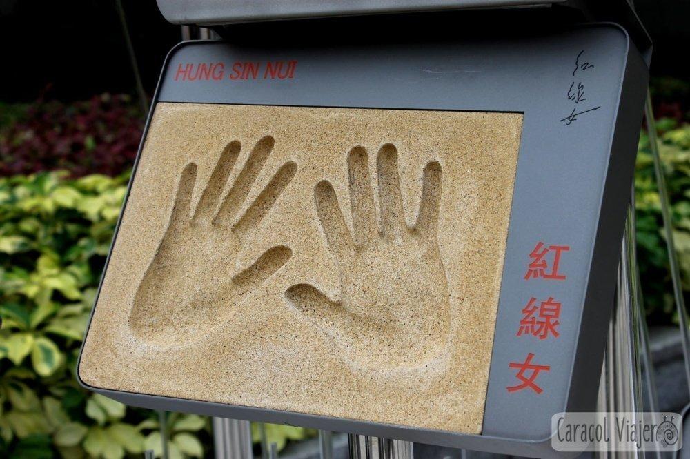 Manos de Hung Sin Nui