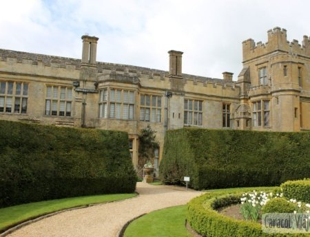 Campiña inglesa: pueblos con encanto y castillo de Sudeley