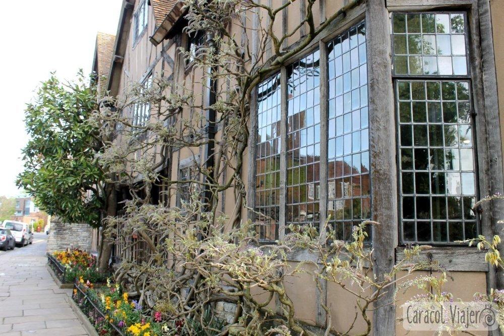 Hall's Croft - casa hija Shakespeare