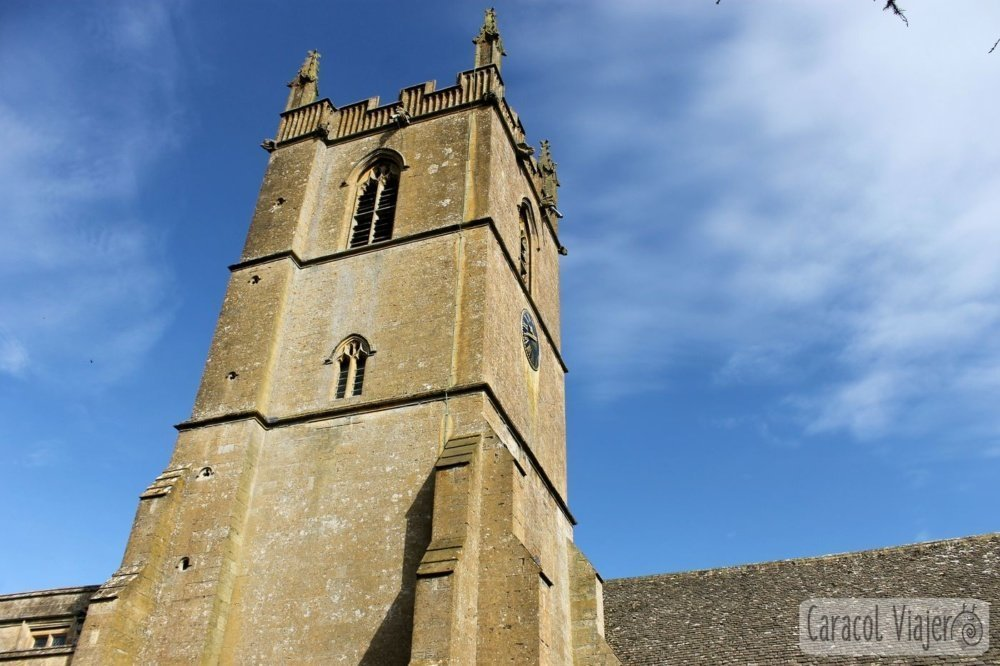 Iglesia de San Eduardo, Stow-on-the-Wold