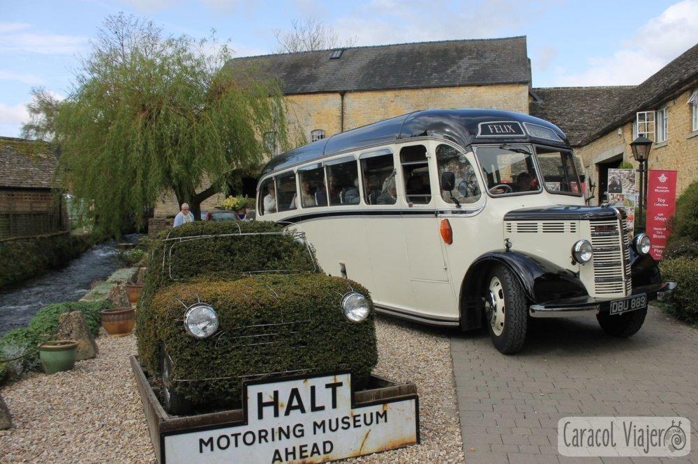 Museo automovil Bourton
