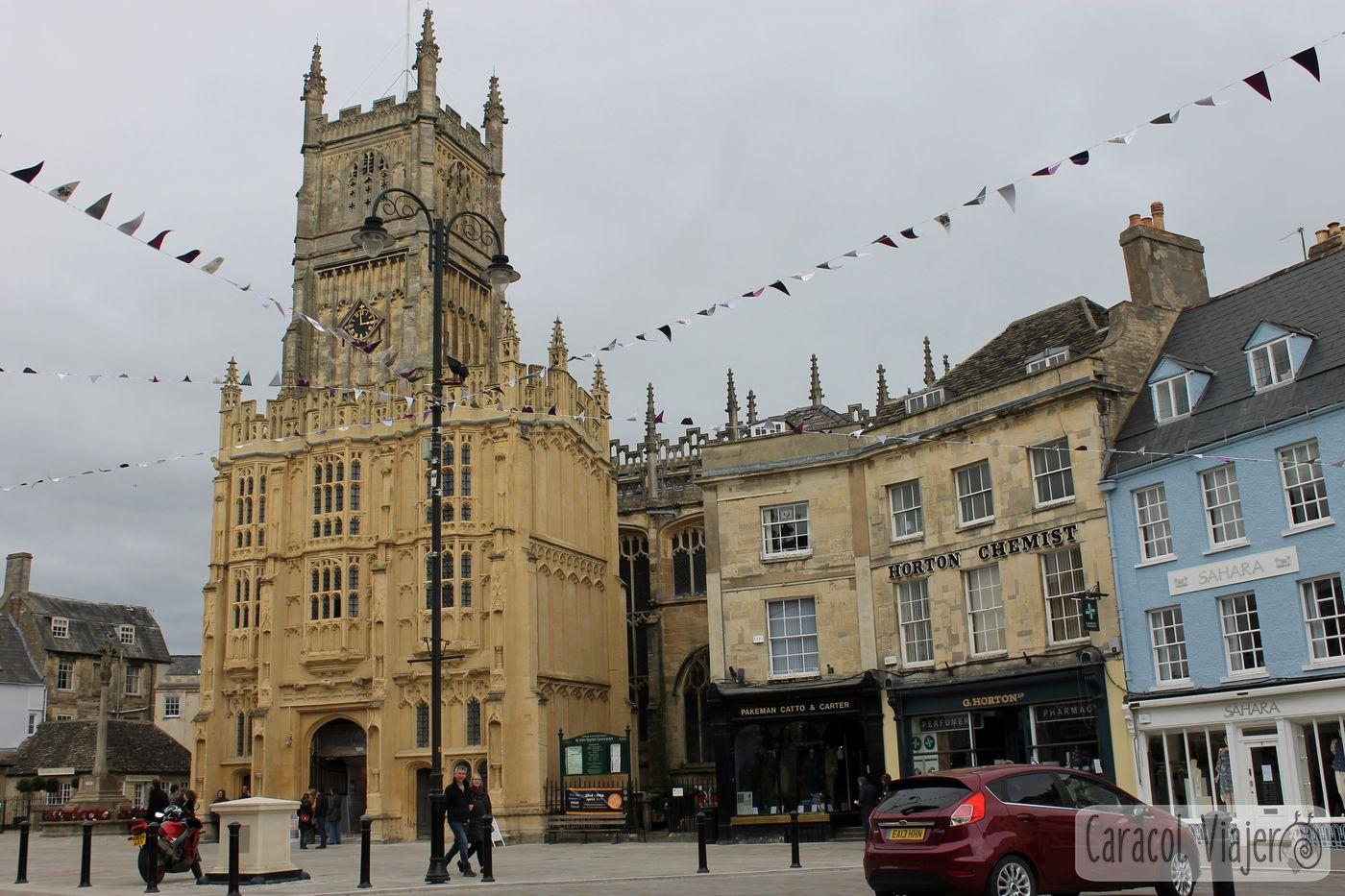 Parroquia de Cirencester