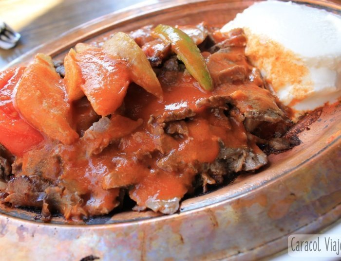 Receta de Iskender: ¡Alejandro es un plato turco!