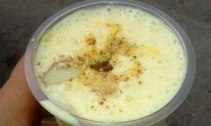 La comida de los dioses: mango lassi
