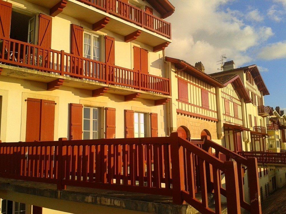 casas vascas Francia
