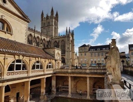 ¿Qué hacer en Bath en un día?