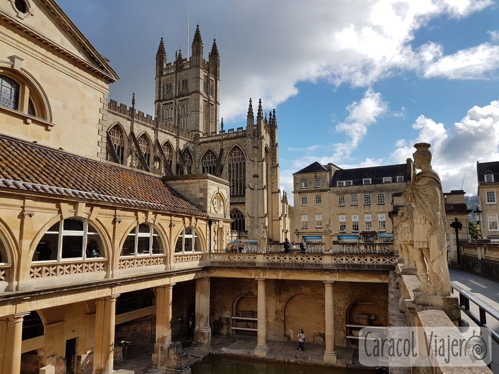 ¿Qué hacer en Bath en un día?   10 planes