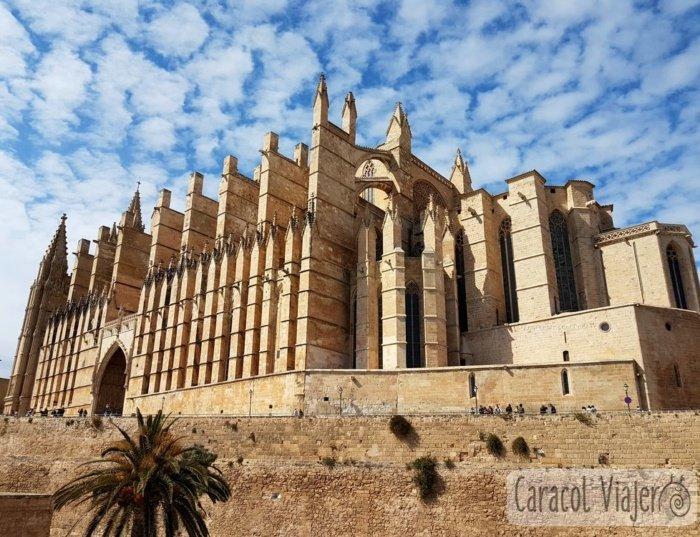 ¡Quiero visitar Palma de Mallorca en dos días!