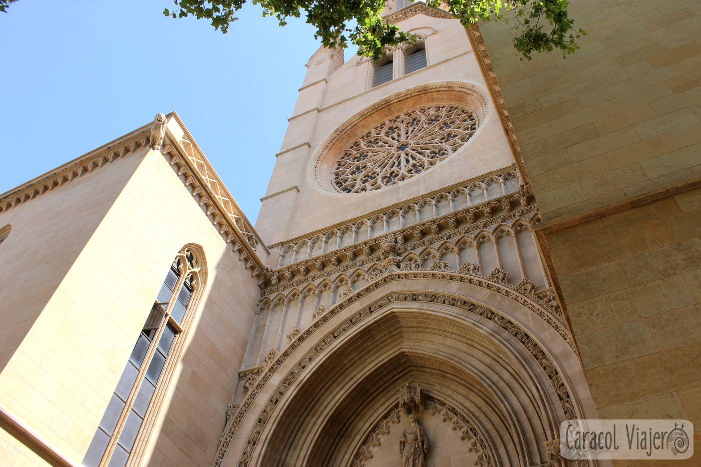 Centro Palma - Iglesia