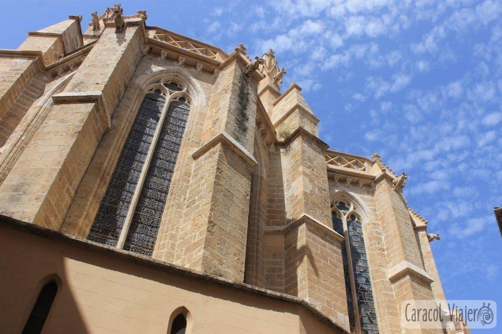 Iglesia Santa Eulalia parte de atrás