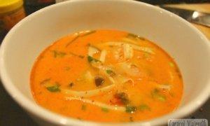 Curry rojo tailandés
