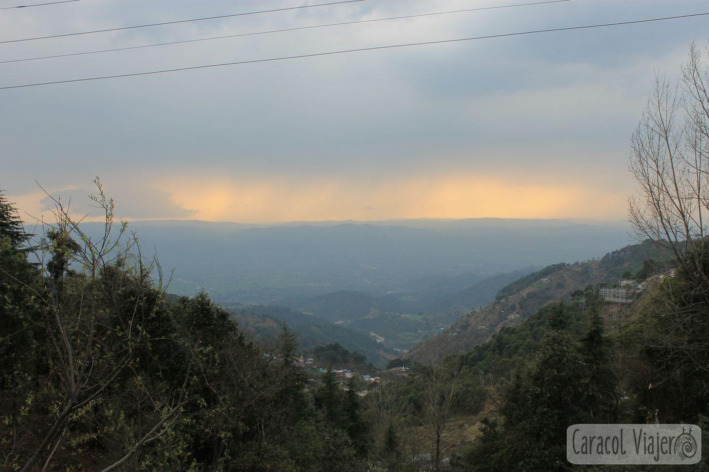 Vistas Valle Kangra