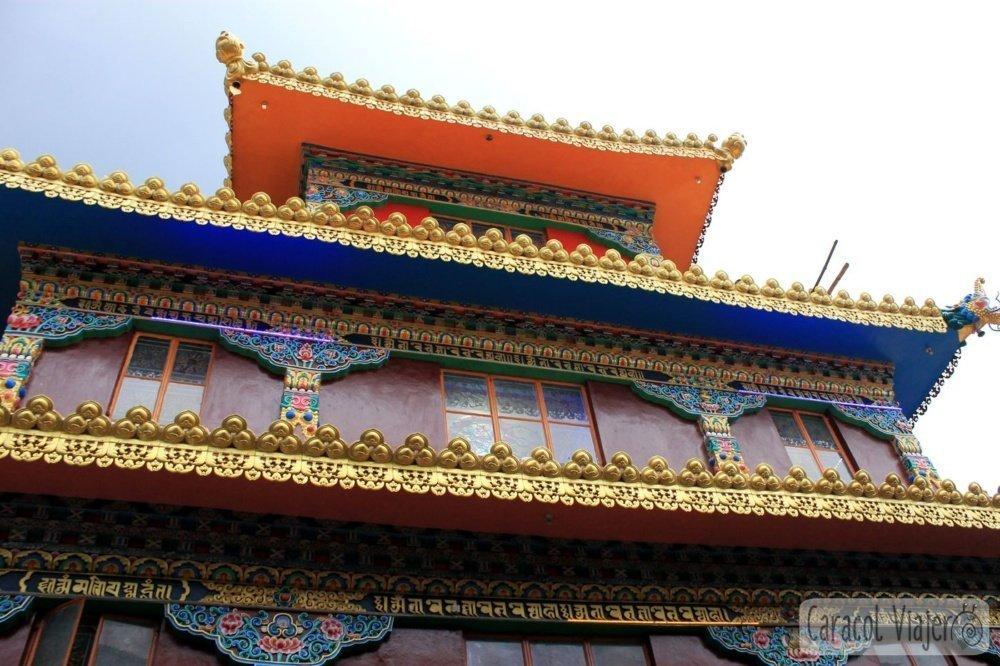 Namgyalma templo