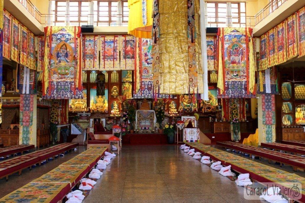 Monasterio Gyuto