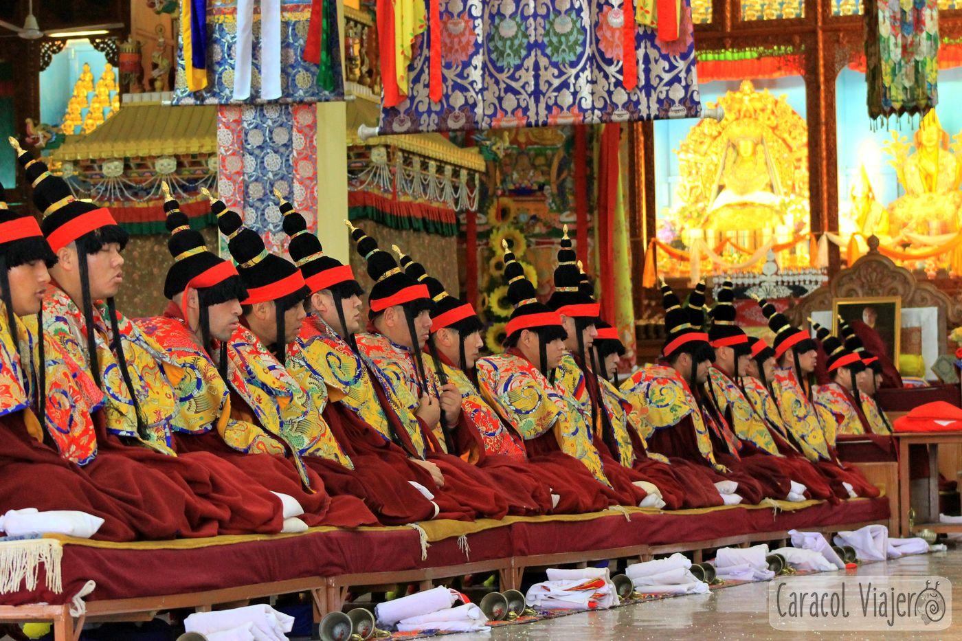 Tantricos monjes
